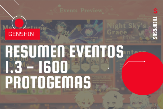 Eventos Version 1.3 Genshin Impact Geovishap Genshin Eventos Xiao Resumen version 1.3 Genshin